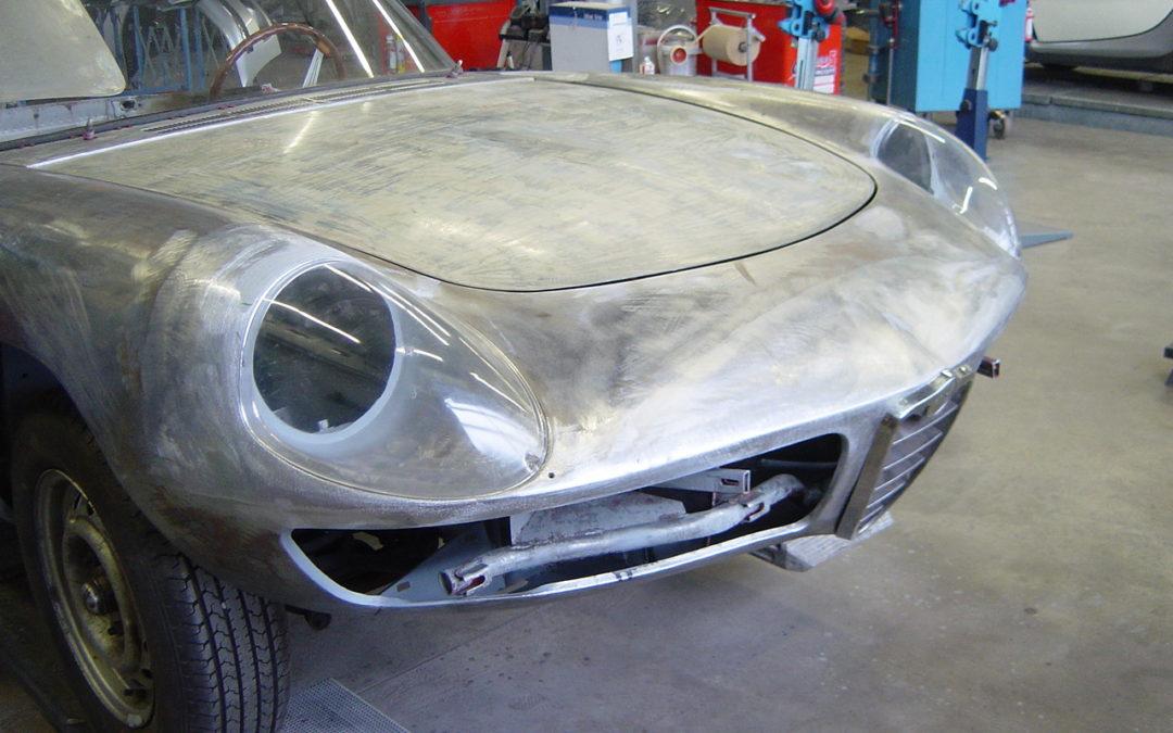 Alfa Romeo Spider Osso di Seppia